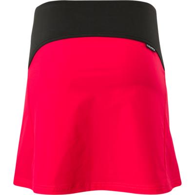 Dámska cyklistická sukňa Silvini Invia WS1624 red, Silvini
