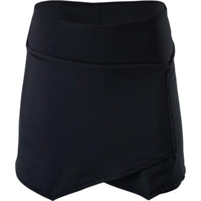 Dámska cyklistická sukňa Silvini Isorno WS1638 black, Silvini
