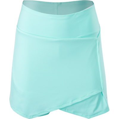 Dámska cyklistická sukňa Silvini Isorno WS1638 turquoise, Silvini