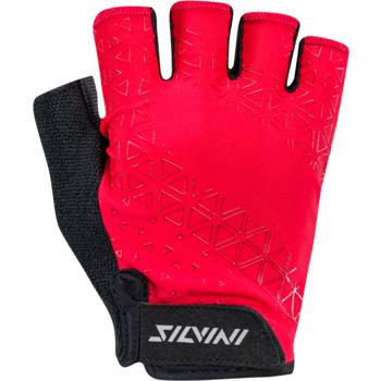 Cyklistické rukavice Silvini Orso MA1639 red, Silvini