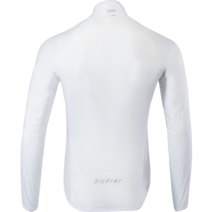 Pánska cyklistická bunda Silvini Montilio MJ1601 White, Silvini