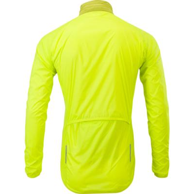 Pánska cyklistická bunda Gela MJ1607 lime, Silvini