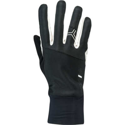 Dámske rukavice Silvini Rieser WA1711 black-white