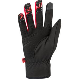 Dámske rukavice Silvini Ortles WA1540 black-red, Silvini