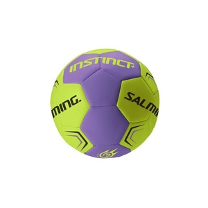 Hádzanárska lopta SALMING Instinct Plus Handball Purple / SafetyYellow, Salming