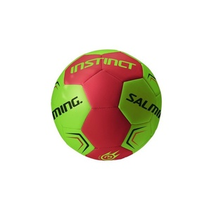 Hádzanárska lopta SALMING Instinct Handball Lime / Red, Salming