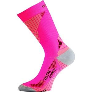 Ponožky Lasting ITF 408 ružové
