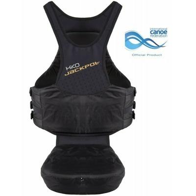 Plávacie vesta Hiko Jackpot Slim Shift 14502S čierna