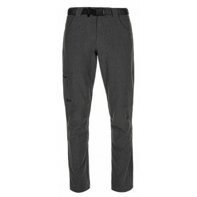 Pánske outdoorové oblečenie nohavice Kilpi JAMES-M tmavo šedá, Kilpi