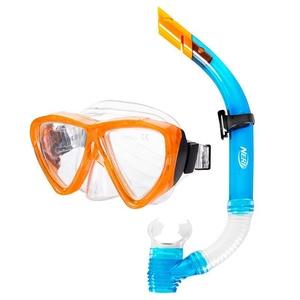 Potápačská sada Spokey HASBRO JOURNAL modro-oranžová, Spokey