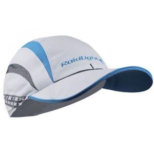 Šiltovka Raidlight R-Light Cap White / Electric Blu, Raidlight