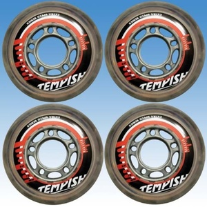 Sada koliesok Tempish CATCH 70x24 mm 82A set wheel (4 ks) , Tempish