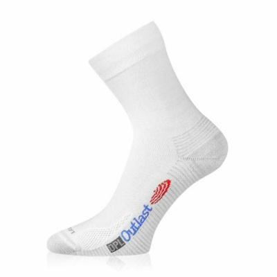 Ponožky funkčnou Lasting OPL-001 biele, Lasting