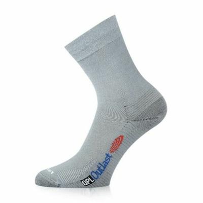 Ponožky funkčnou Lasting OPL-800 šedé, Lasting