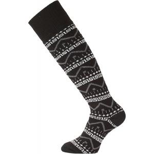 Ponožky Lasting SWA 901 čierne, Lasting