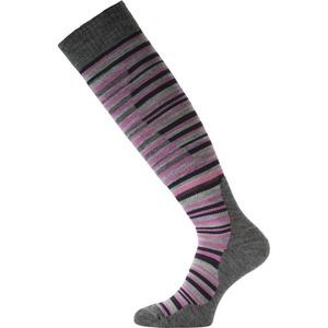 Ponožky Lasting SWP 804 ružové
