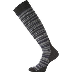 Ponožky Lasting SWP 805 šedé, Lasting