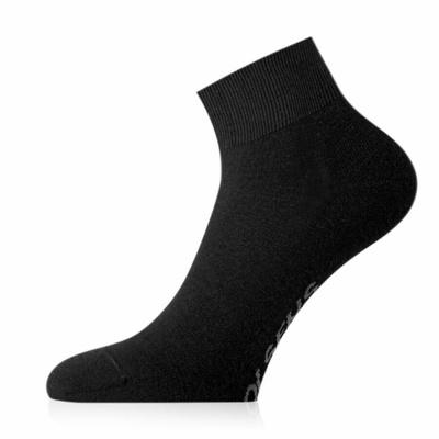 Ponožky merino Lasting FWP-900 čierne, Lasting