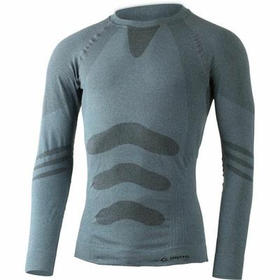 Pánske funkčnou triko Lasting Apol modré