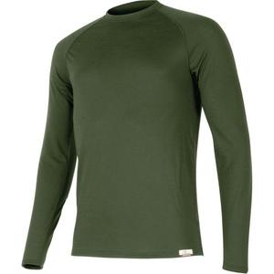 Pánske merino triko Lasting ATAR 6262 zelené, Lasting