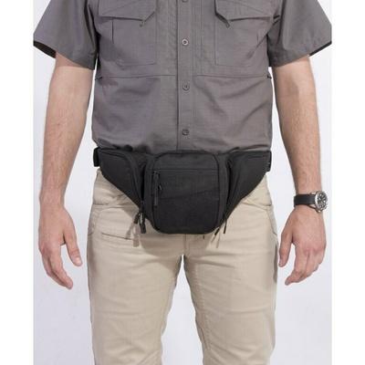 Obličková pištoľ Nemea 2.0 Pentagon® čierna, Pentagon