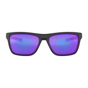 Slnečný okuliare OAKLEY Holston Matte Black w/ Violet Iride OO9334-0958, Oakley