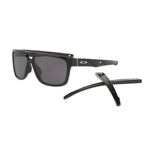 Slnečný okuliare OAKLEY Crossrange Patch PolBlk w/ Warm Grey OO9382-0160, Oakley