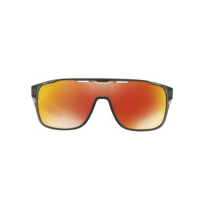 Slnečný okuliare OAKLEY Crossrange Shield MttGySMk w/ PRIZM Ruby OO9387-0431, Oakley