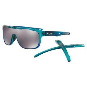 Slnečný okuliare OAKLEY Crossrange Shield ArcticMist w/ PRIZMBlk OO9387-0831, Oakley