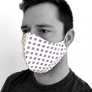 Bavlnená maska KAMA UNI