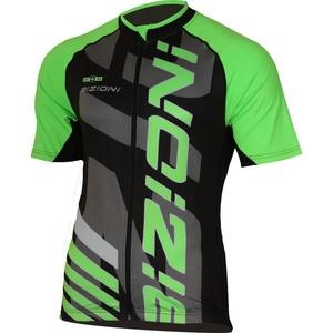 Cyklo dres Lasting MD74 čierno-zelený, Lasting