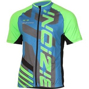 Cyklo dres Lasting MD74 modro-zelený, Lasting