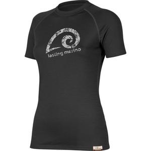 Merino triko Lasting meral 9090 čierne vlnené, Lasting