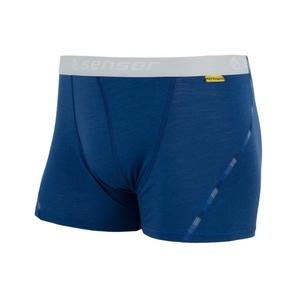 Pánske boxerky Sensor MERINO AIR tmavo modré 17200008, Sensor