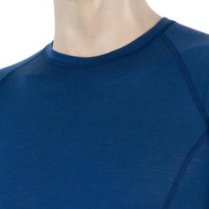 Pánske triko Sensor MERINO AIR tmavo modré 17200006, Sensor