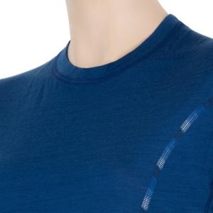 Dámske triko Sensor MERINO AIR tmavo modré 17200014, Sensor