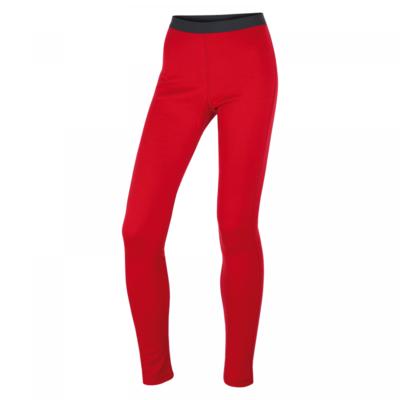 Dámske termo oblečenie nohavice Husky Merino červené, Husky