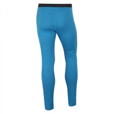 Pánske termo oblečenie nohavice Husky Merino modré, Husky