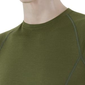 Pánske triko Sensor Merino Wool Active safari 17200019, Sensor