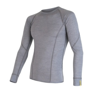 Pánske triko Sensor Merino Wool Active sivá 17200020, Sensor