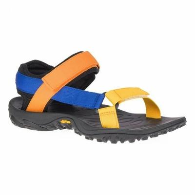 Pánske sandále Merrel l Kahuna Web blue/orange, Merrel