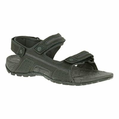 Pánske sandále Merrel l Sandspur Oak black/granite, Merrel