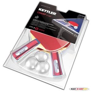 Set pálok a loptiček na stolný tenis Kettler CHAMP 7091-700, Kettler
