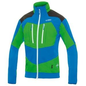 Bunda Direct Alpine Mistral blue / green, Direct Alpine