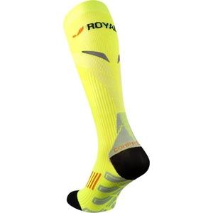 Kompresný podkolienky ROYAL BAY® Neon 2.0 Yellow 1099, ROYAL BAY®