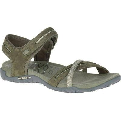 Dámske sandále Merrel l Terran Cross II dusty olive, Merrel