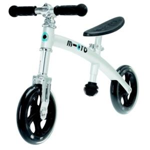 Odrážadlo Micro G-Bike+ GB0008 light alu, Micro