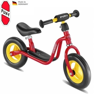 Odrážadlo PUKY Learner Bike Medium LR M červené, Puky
