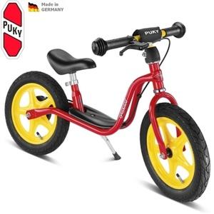 Odrážadlo s brzdou PUKY Learner Bike LR 1L BR červené, Puky