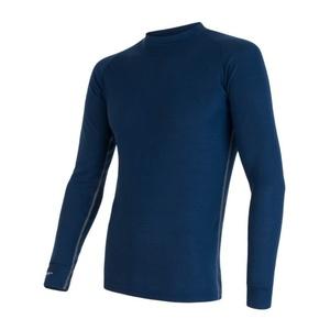 Pánsky set Sensor ORIGINAL ACTIVE SET triko + spodky tmavo modrý 17200051, Sensor